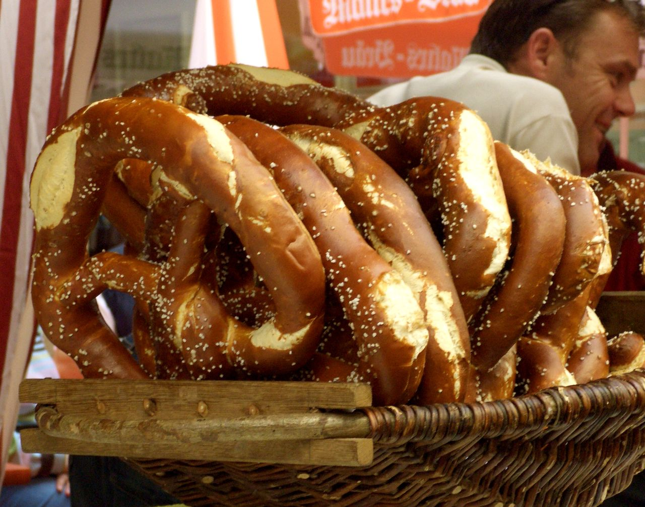 Баварская выпечка рецепты