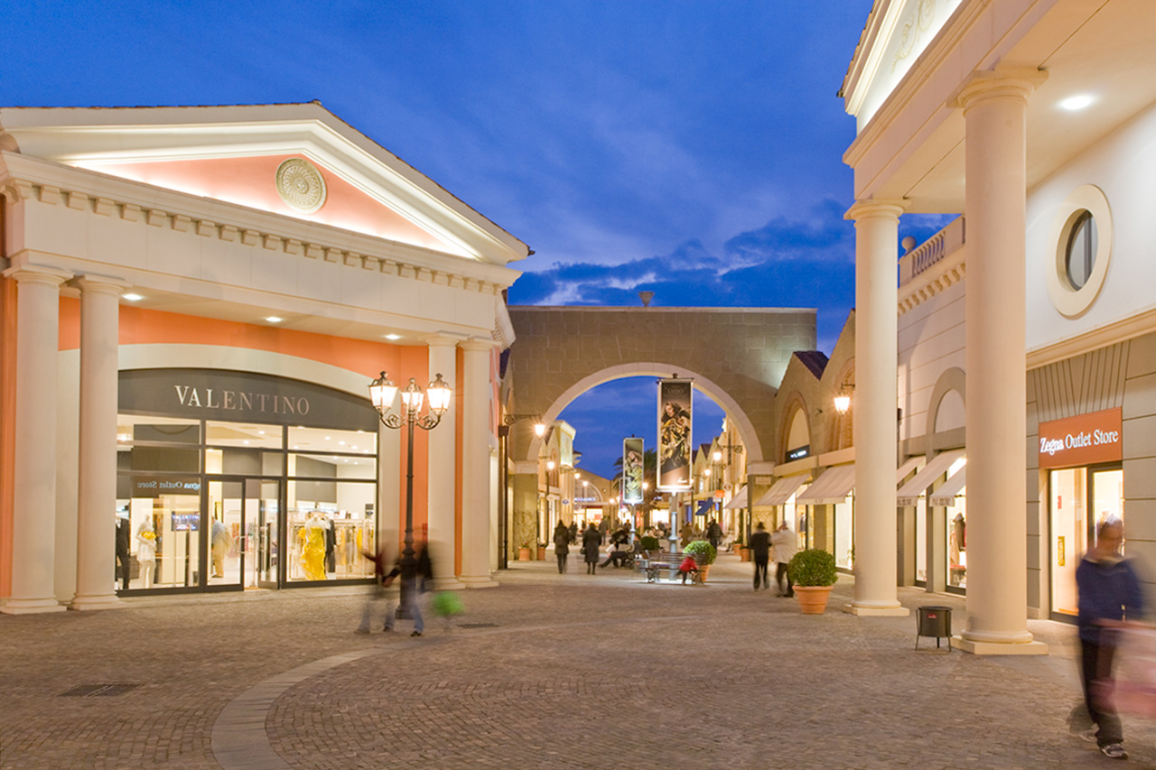 Barberino Designer Outlet, Флоренция