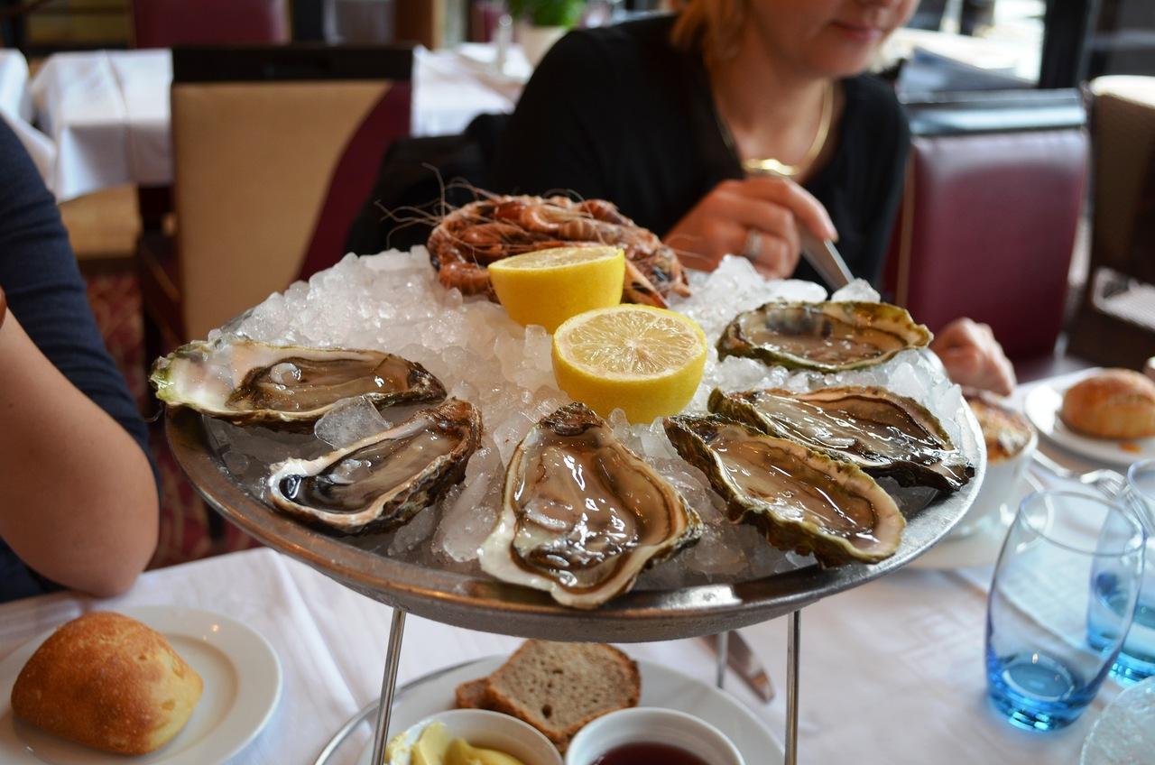Французская кухня ге попробовтаь в париже