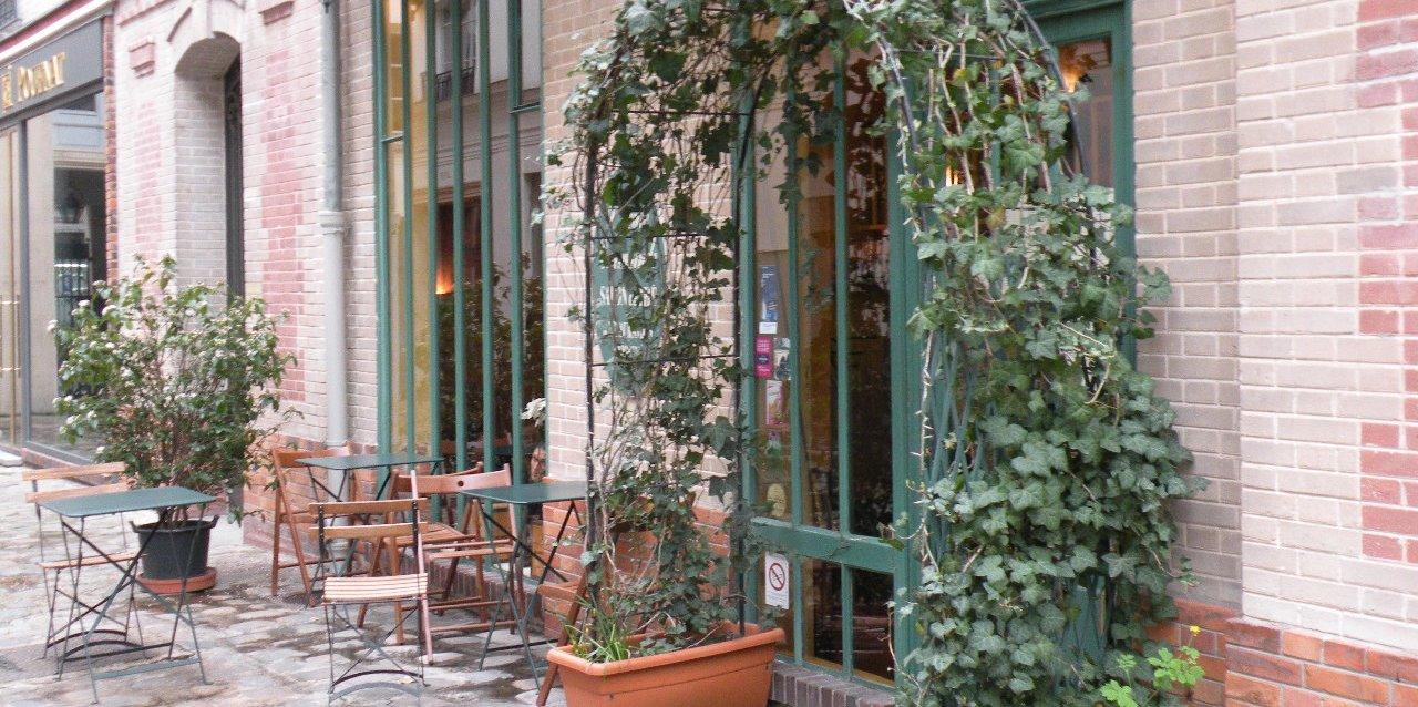 Самые необычные рестораны в париже